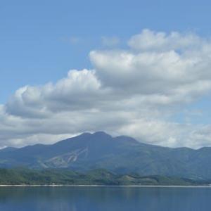 今日の駒ヶ岳