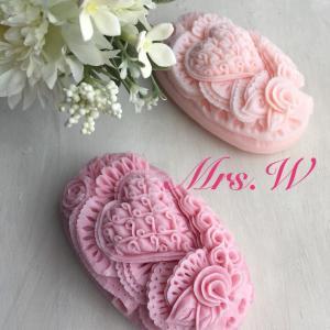 ピンクの石鹸&パラスポーツ応援イベント