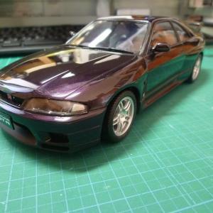 タミヤ 「R33 スカイラインGT-R」完成