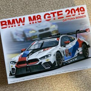 nunu「BMW M8 GTE 2019」製作開始