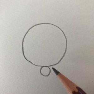 人のイラストレッスンその1(全5回)顔と首