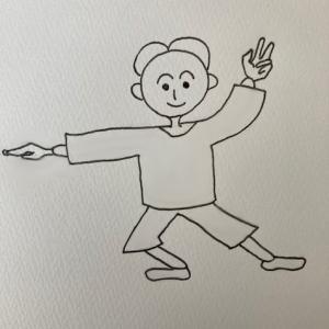人のイラスト レッスン  アレンジ編 男の子 服を着せる