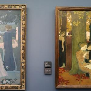 オルセー美術館②まずは1階をサっと見て