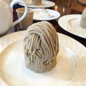 洋菓子・秋◆モンブラン