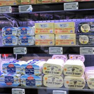 パリでバターをまとめ買い♡ボルディエ・ベイユヴェールなど・・・
