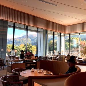 ウェスティン都ホテル京都 リニューアル後の楽しい朝食!