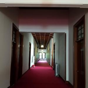 奈良ホテル②クラシックホテルで可愛い水回り デラックス・トラディションルーム