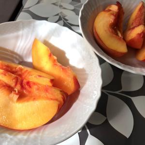 ふるさと納税の果物で当たり 天童市「黄金桃」