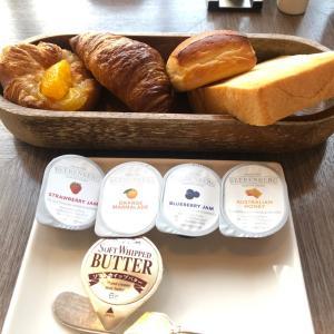 コートヤード新大阪 朝食とライトミール レストランでラウンジ代行サービス
