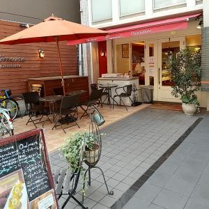 大阪のパティスリー オーディネール