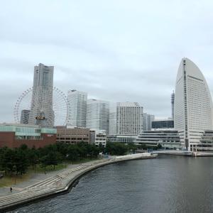 インターコンチネンタル横浜pier8⑥クラブラウンジの朝食