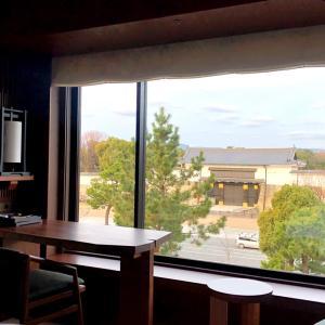 HOTEL THE MITSUI KYOTOの朝食~インルームダイニング~
