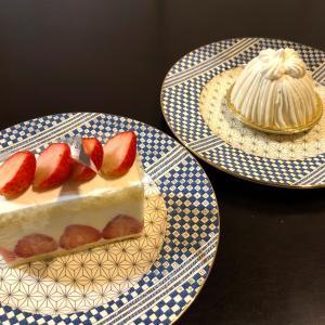 パレスホテル秋の味覚&好きなショートケーキランキング