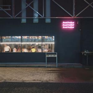 BTB cafe(Book Tea Bed)(ブックティーベッドカフェ) 新宿御苑 / 新宿御苑前
