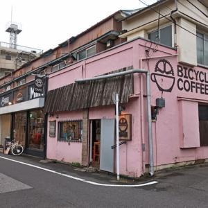 【電車の見えるカフェ】BICYCLE COFFEE TOKYO Cafe & Roastery(バイシクルコーヒー東京 カフェ&ロースタリー) / 京成金町
