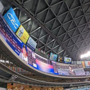 ナゴヤドーム観戦記:菅野開幕10連勝