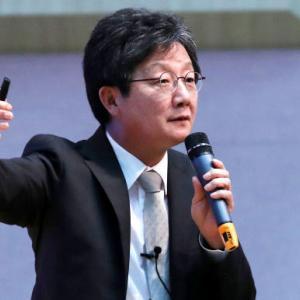 【韓国の反応】ユスンミン「ムンジェイン大統領が安倍首相に会って問題解決しろ。中国や北朝鮮に対する弱腰の半分でも日本に弱腰になれ」