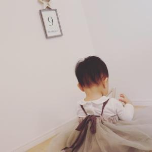 娘9ヶ月✴︎