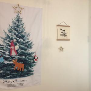 うちのクリスマスコーナー