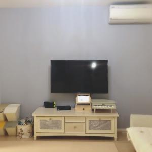 テレビを壁掛けに!