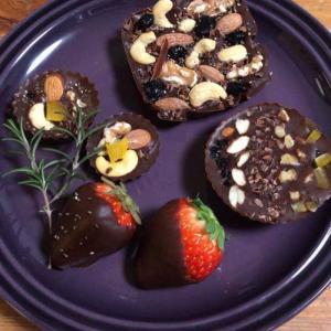 チョコレート作りは瞑想。