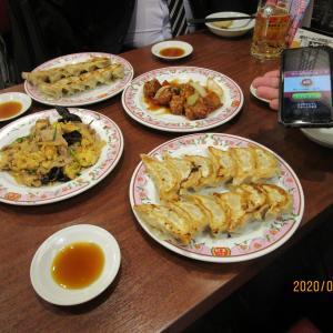餃子の王将列伝(令和2年・3)