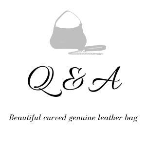 【曲線美バッグ Q&A】レザーのお手入れ方法を教えてください。