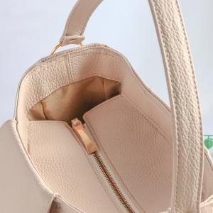 【製作状況】小さなパーツでも持つ人の品格を上げる曲線美バッグ
