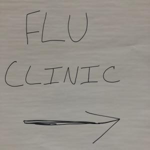 アメリカでFlu shotは保険で$0、インフルエンザ脳症にならない為に