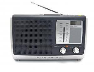 ラジオを携帯してみる