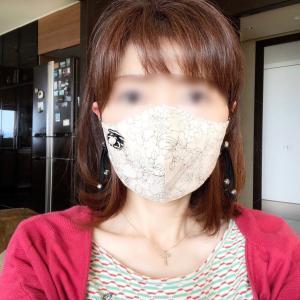 マスクもファッション。