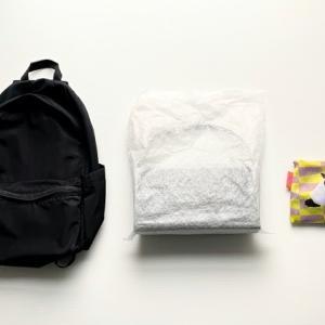 鞄の数は2+1