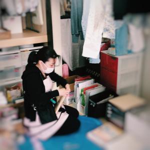 奈良橿原のクライアント様宅にてお片付けサービスでした♪