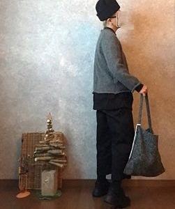 GUダッドスニーカー黒も買ったよ●今日のスタイル●しまむら・アベイル・UNIQLO・GU・Lin francais d'antan・SUNNYPLACEなど