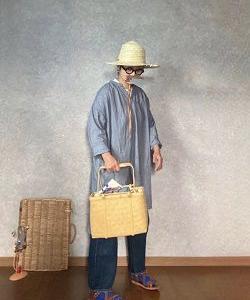 しまむら しまちゃん装着したよな●今日のスタイル●しまむら・アベイル・GU・Lin francais d'antan・ロベルタセッタなど