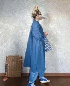 しまむらしまちゃん装着してみたよ❕な●今日のスタイル●しまむら・アベイル・GUなど