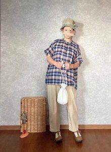 またお帽子はローナマーレイで●今日のスタイル●しまむら・アベイル・GU・ローナマーレイ・無印良品・grinなど