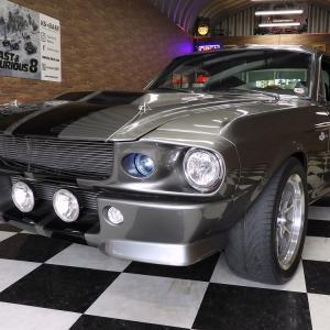 LAより 1968y フォードマスタング ファストバック エレノアルック 到着いたしました!!