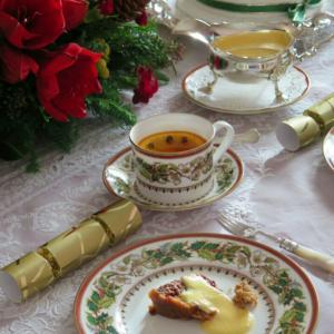 【募集開始】1day Lesoon クリスマスティーパーティの御案内です♡