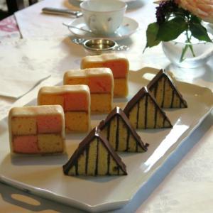 ブリティッシュケーキハウスで英国菓子レッスン♡