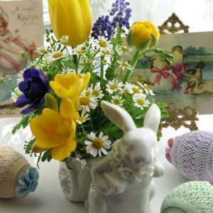 春の訪れをお祝いするイースターカラー♡
