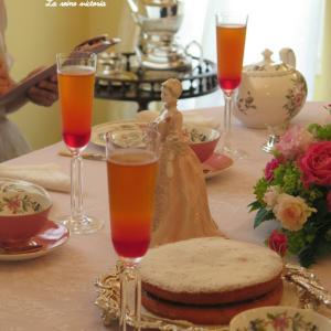 ニルギリの茶葉でセパレートアイスティー♡