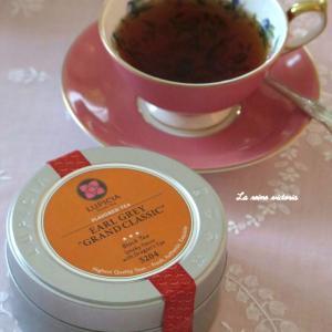 アールグレイが誕生するきっかけとなった紅茶 ルピシア アールグレイグランドクラシック♡