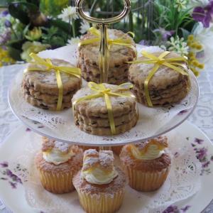 【募集】英国菓子レッスン イースタービスケット&バタフライケーキ 御案内です♡