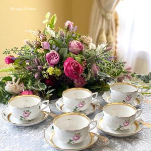 ベーシックコース 紅茶の産地別と特徴 レッスン御報告♡