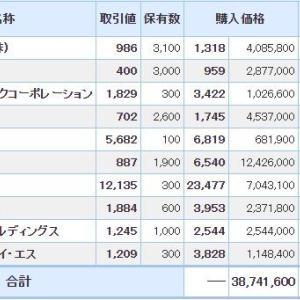 マイナス7475万円_| ̄|●