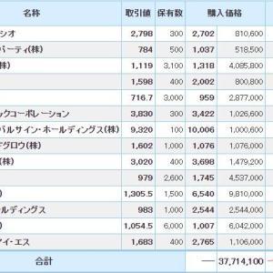マイナス6391万円_| ̄|●