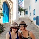 チュニジア女二人旅