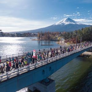 富士山マラソン2019
