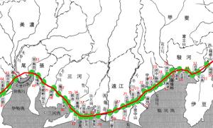 東海道五十三次の走破を目指す旅 東方面13日目   国道駅~日本橋